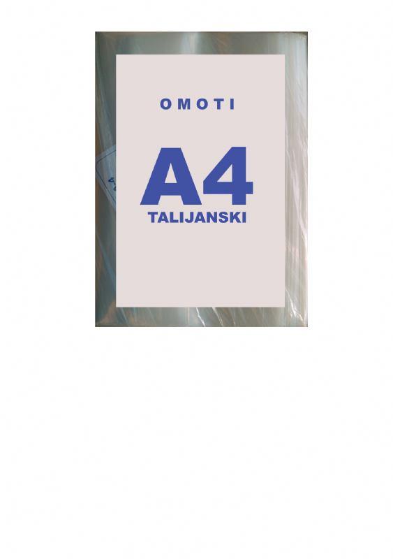 Omot A-4 (talijanski)