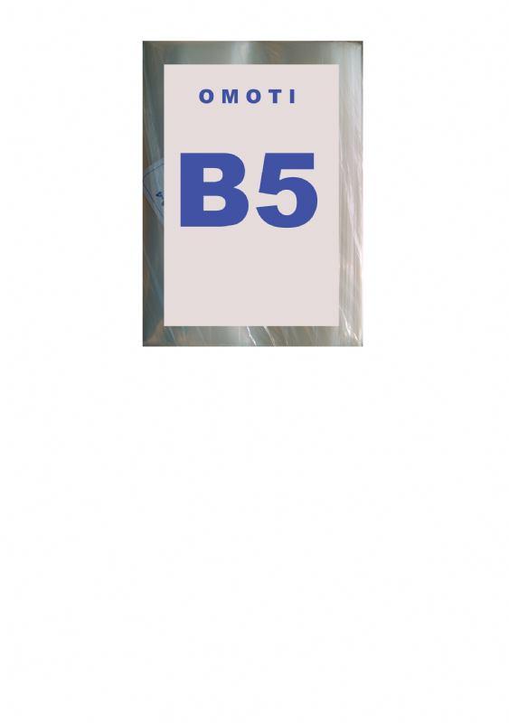 Omot B-5 (pisanke)