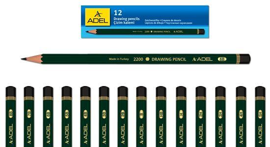 Grafitna olovka 4B