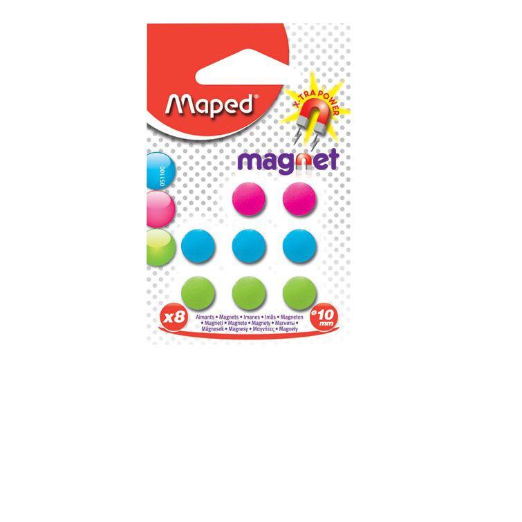 Magneti za ploču  ø10mm (1/8)