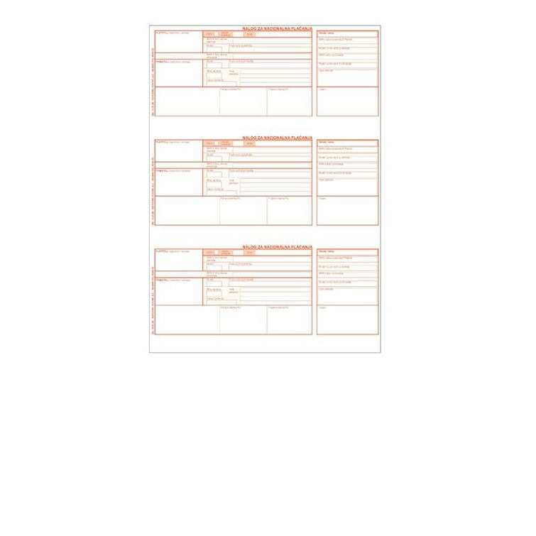HUB-3A obrazac A4-1+0 LASER / INK (1/300)